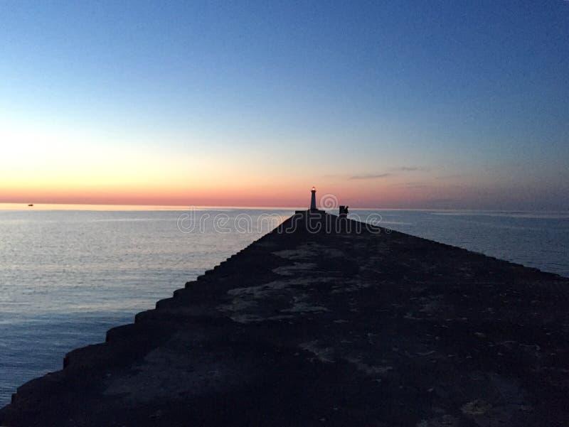 Pilastro del lago fotografia stock libera da diritti