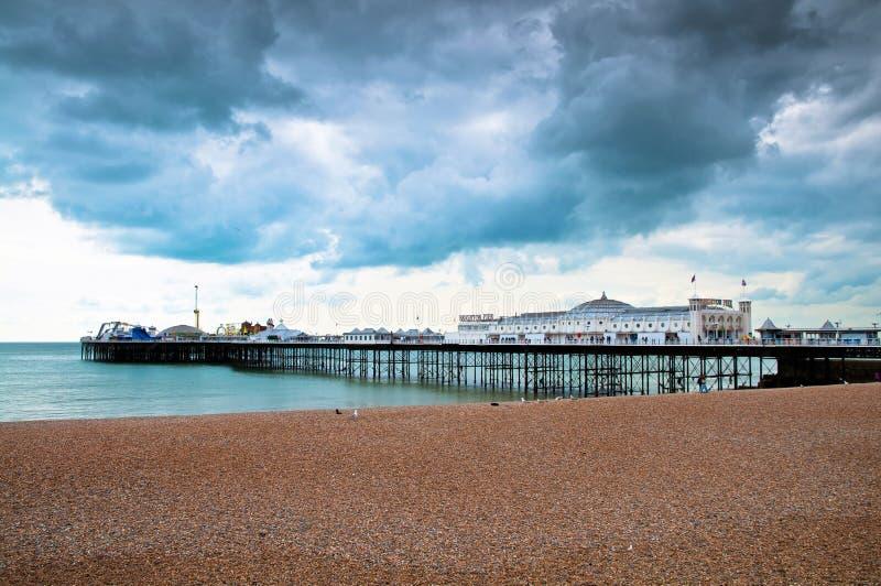 Pilastro di Brighton immagine stock libera da diritti