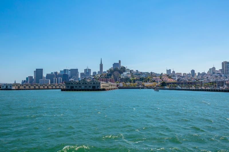 Pilastro 33 di San Francisco immagine stock libera da diritti