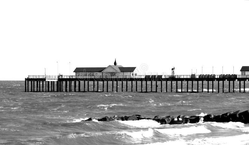 Pilastro di Southwold fotografia stock