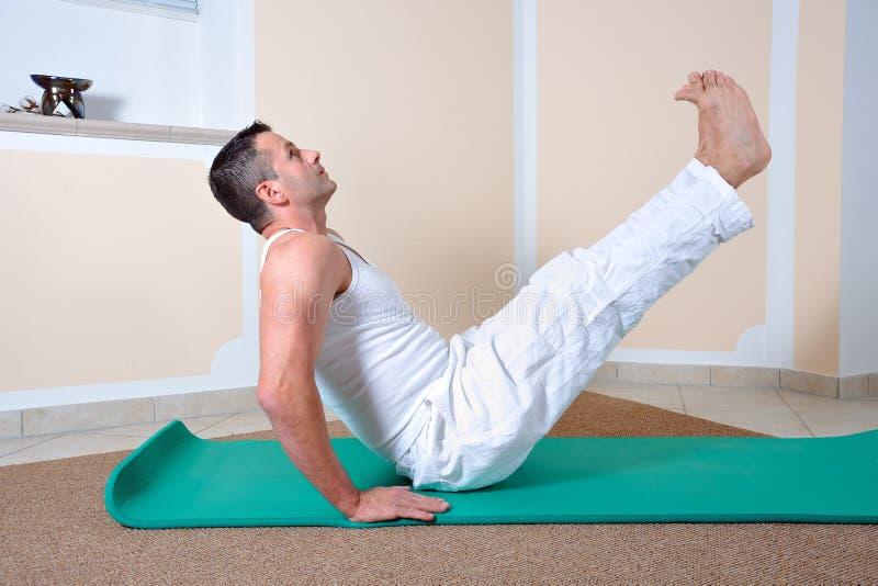 Pilates foto de stock royalty free