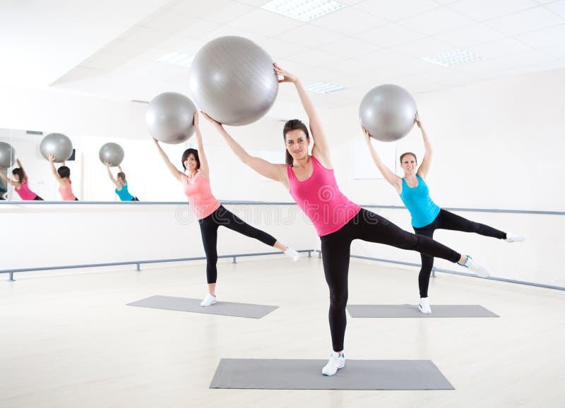 Pilates image libre de droits