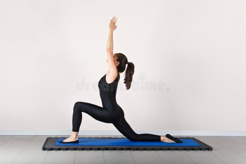 Pilates da ginástica fotos de stock