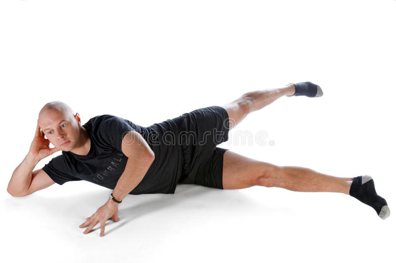 Download Pilates position stock image. Image of fitness, position - 24447667