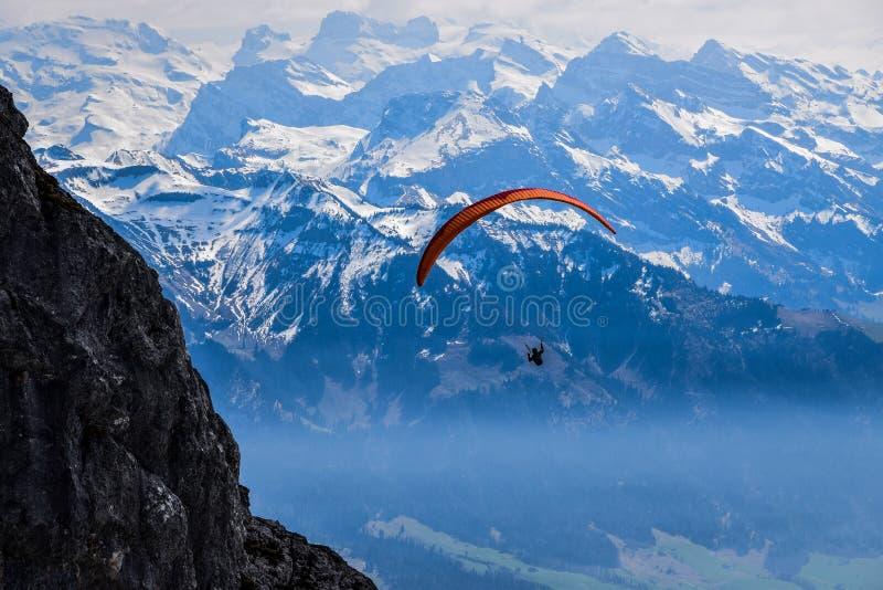 Pilatus em Suíça, montagem Pilatus fotos de stock royalty free