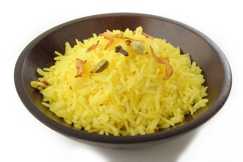 Pilau Rice obraz stock