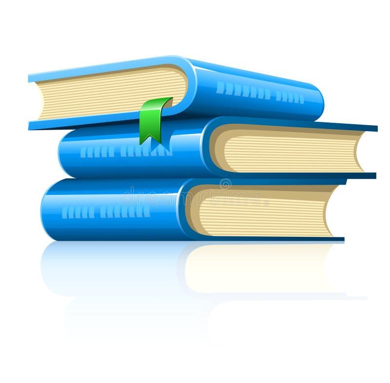 Download Pile of books stock illustration. Illustration of pile - 12853948