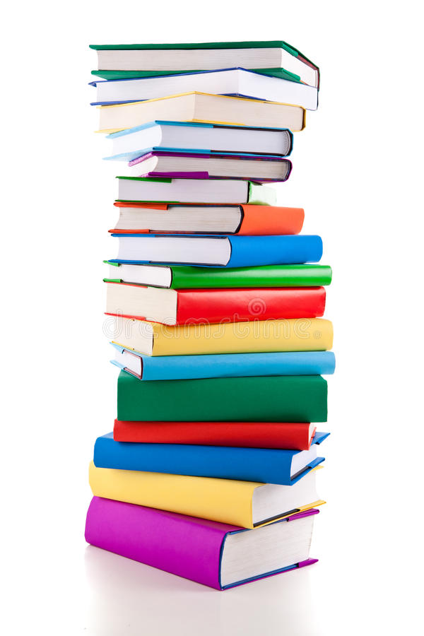 Download Pile Of Books Stock Photos - Image: 15961913