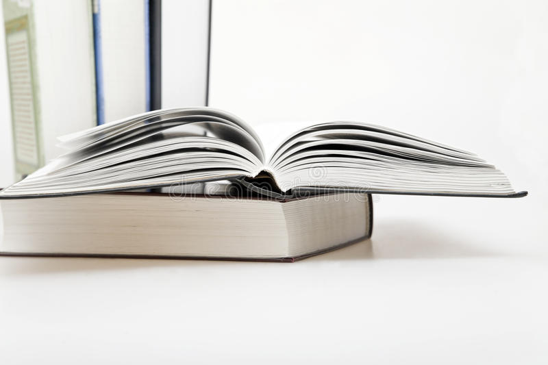 Download Pile of books stock image. Image of document, education - 27463495