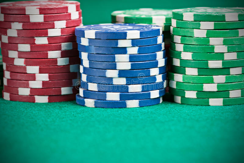 Download Pile of Chips stock image. Image of casino, gambler, game - 27174009