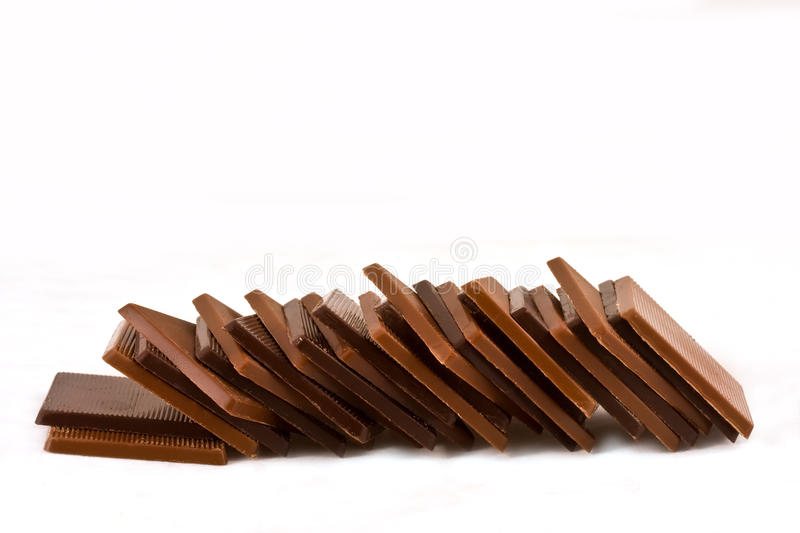 Download Pile of chocolates stock image. Image of sweet, food - 12955413