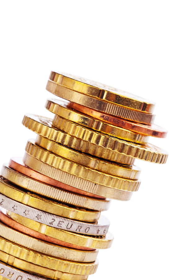 Download A Pile Of Coins stock photo. Image of debt, monetary - 20242498