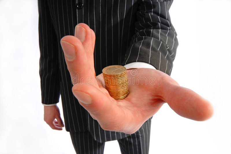 Download Pile Of Coins Stock Photos - Image: 2321383