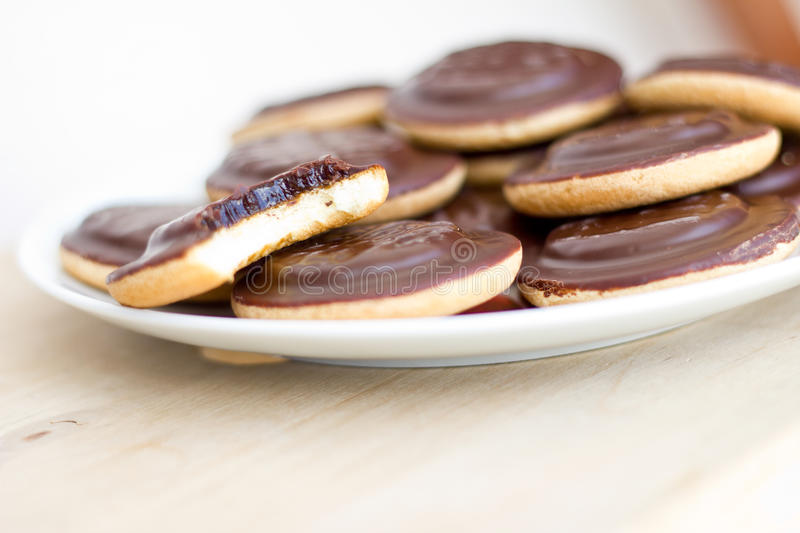 Download Pile of cookies stock photo. Image of natural, fresh - 20674858