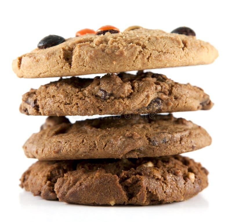 pile de biscuits photo stock