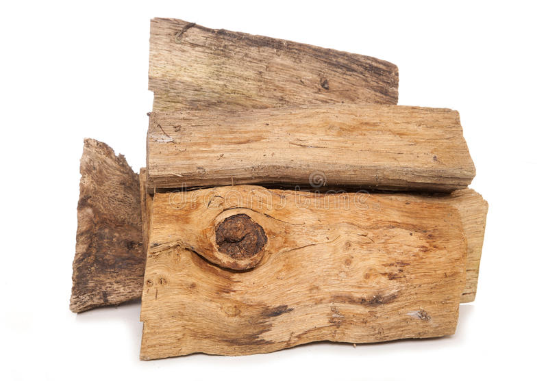 Pile de bois d'incendie photos stock