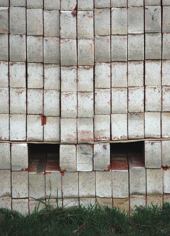 Pile de brique photos libres de droits