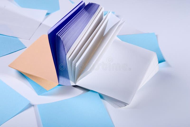 Pile de coloré. photographie stock libre de droits