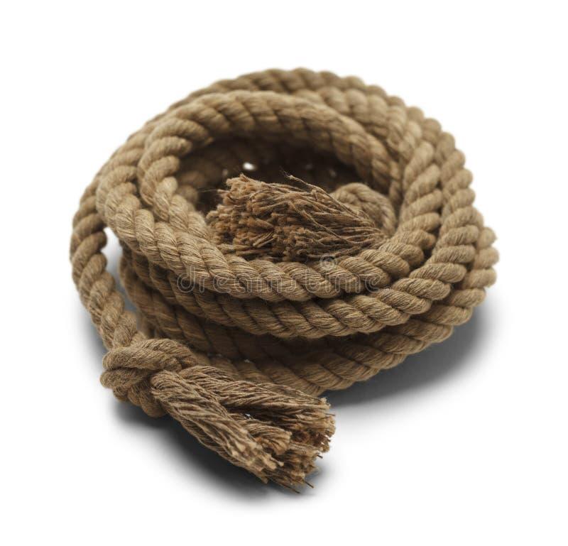 Pile de corde photos libres de droits
