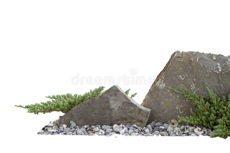 Pile de sol d'isolement sur le blanc, avec le chemin de coupure image stock