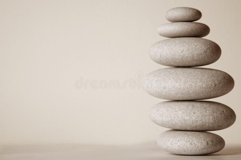 Pile en pierre images stock