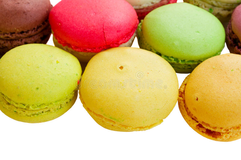 Download Pile Of Macaroons Royalty Free Stock Photography - Image: 27765017