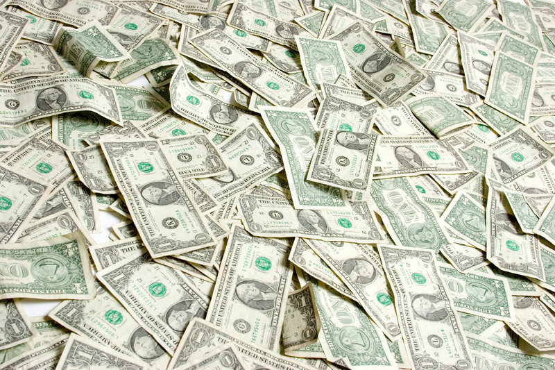 Download Pile Of Money Royalty Free Stock Image - Image: 3686326