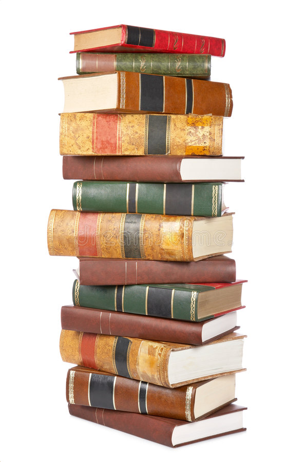Free Pile Of Books Royalty Free Stock Photos - 9357968