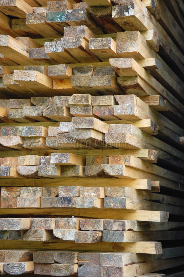 Free Pile Of Wood Stock Images - 6453624