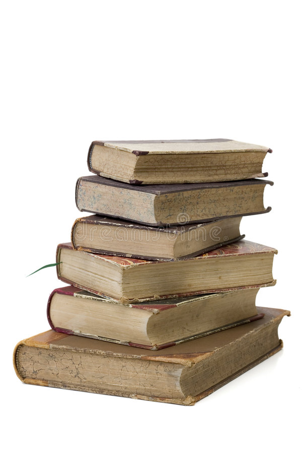 Download Pile of old books stock photo. Image of paper, history - 5038786