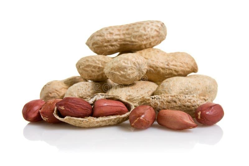 Pile Of Peanuts Stock Photo