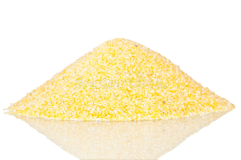 Download Pile of polenta stock image. Image of isolated, nutrition - 29344459