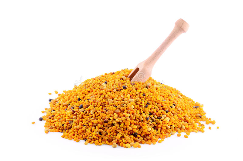 Download Pile Of Pollen Stock Photos - Image: 29448483