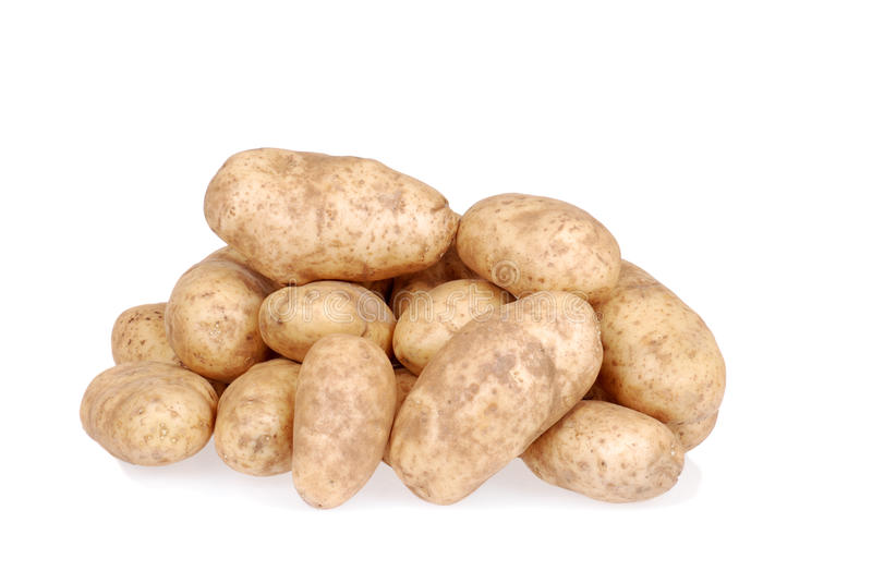 Download Pile of potatoes stock photo. Image of snack, autumn - 24139678