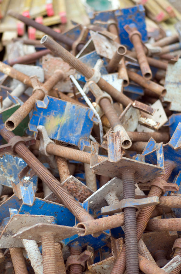 Download Pile Of Scaffold Royalty Free Stock Photos - Image: 25245738