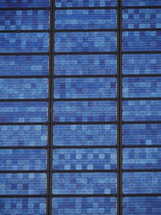 Pile solaire photographie stock libre de droits