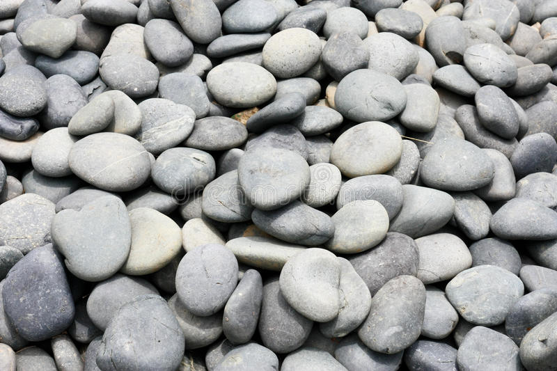 Download Pile of stones stock image. Image of round, rock, smooth - 19323533