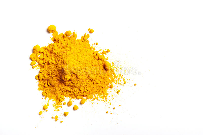 Download Pile of Turmeric Powder stock image. Image of healthy - 16603627