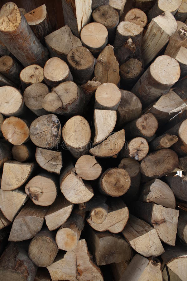 Download Pile of wood stock image. Image of background, fuel, pile - 13301445