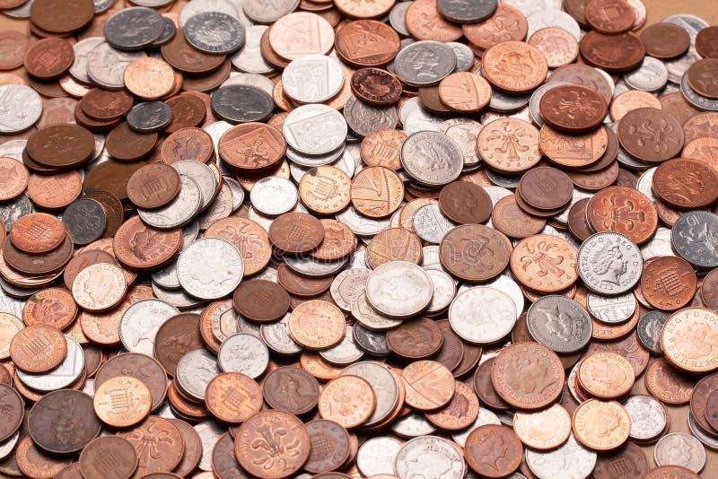Download Piles of money stock photo. Image of revenue, british - 21851356
