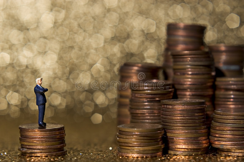 Download Piles of pennies stock photo. Image of revenue, bank, levy - 636206