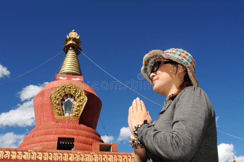 Pilgrim in Tibet