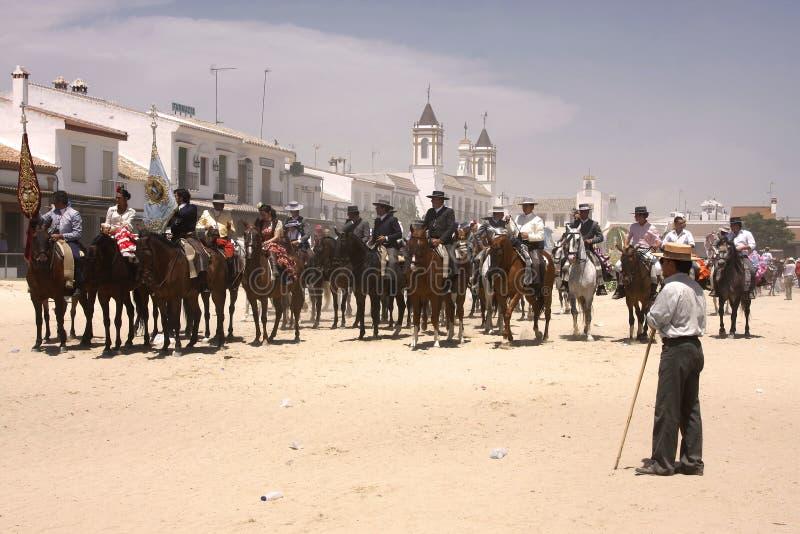 Download Pilgrimage editorial photography. Image of horsewomen - 10980422