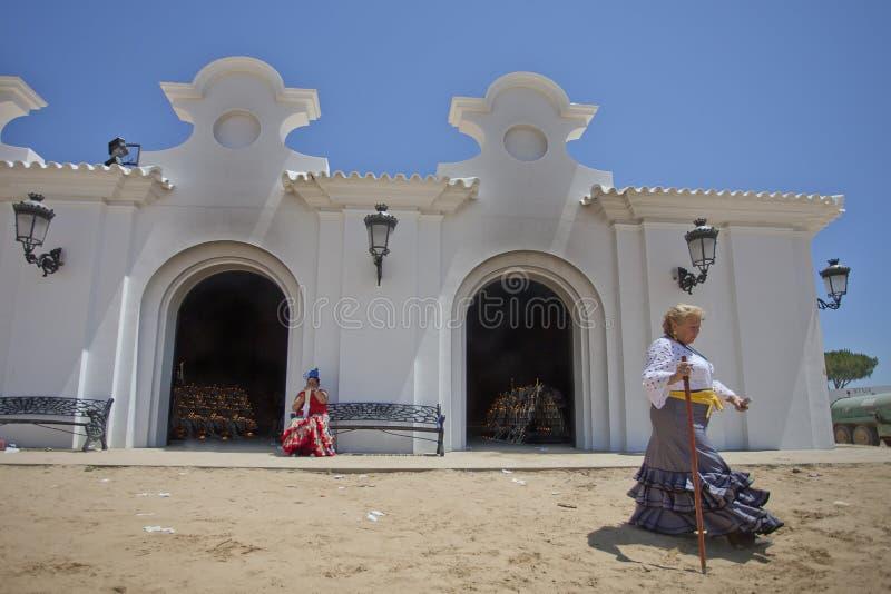 Download Pilgrimage editorial image. Image of flamenco, dress - 24656355