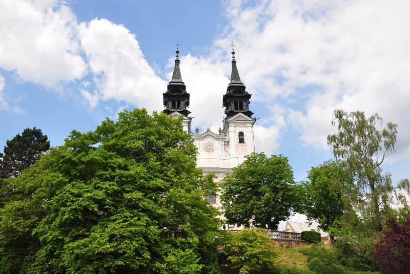 Download Pilgrimage Church Poestlingberg, Linz, Austria Stock Image - Image: 25257205