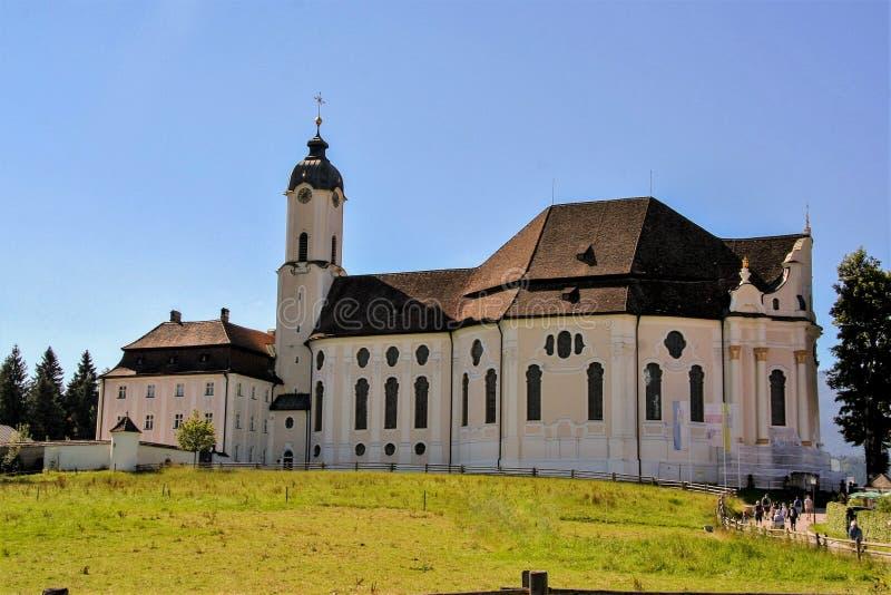 Wieskirche stock photos