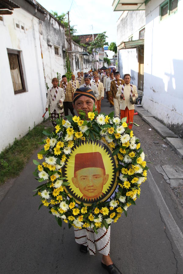 Download Pilgrimage Of National Hero Editorial Stock Image - Image: 32067849