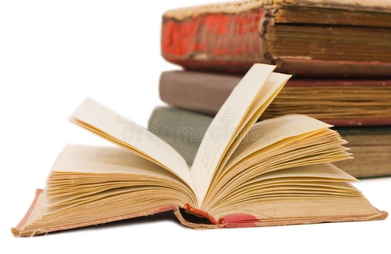 Download Pilha de livros velhos foto de stock. Imagem de sujo - 12801106