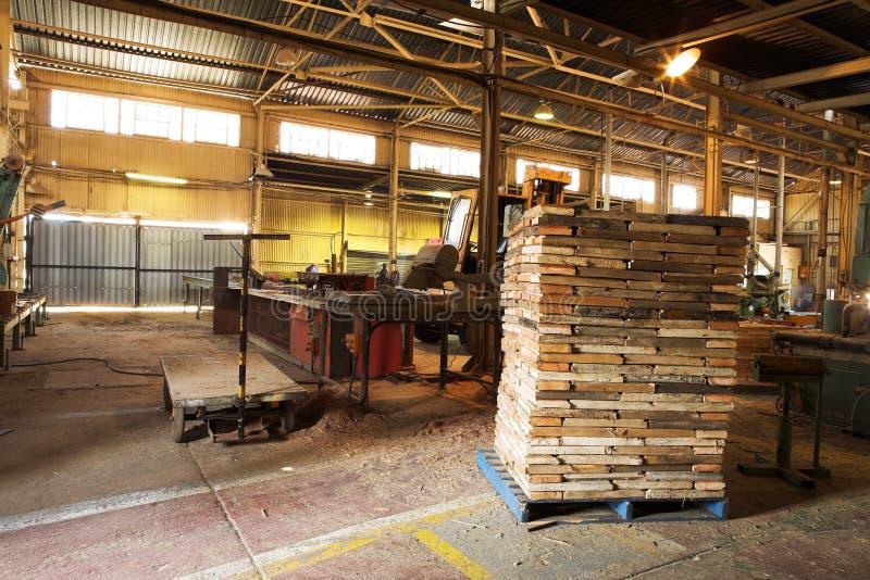 Pilha de madeira #2 imagens de stock royalty free