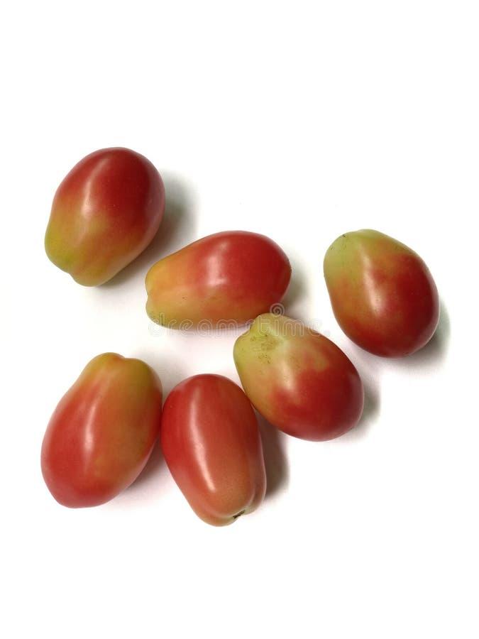 Pilha de tomate fotografia de stock royalty free